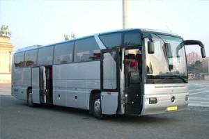 luxus busz bérlés